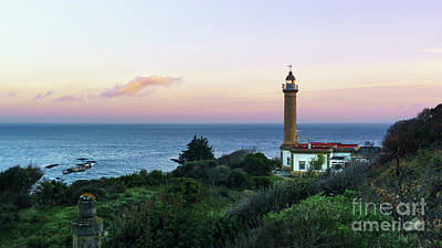 Photograph - Punta Carnero Lighthouse by Pablo Avanzini