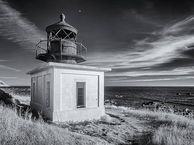 Photograph - Punta Gorda Lighthouse by Greg Nyquist