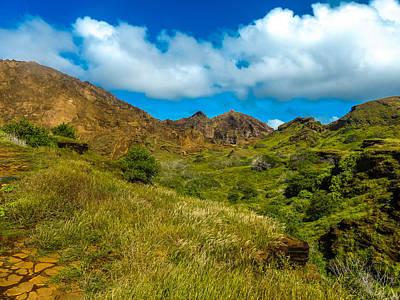 Photograph - Punta Pitt Landscape by Harry Strharsky