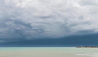 Photograph - Punta Secca, Sicilia by Mirko Chessari