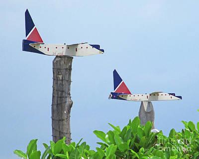 Photograph - Puntarenas Beach Park by Randall Weidner