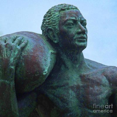 Photograph - Puntarenas Bronze by Randall Weidner