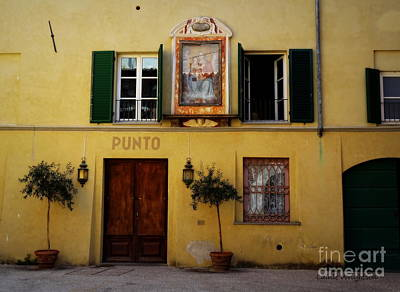 Photograph - Punto by Lainie Wrightson