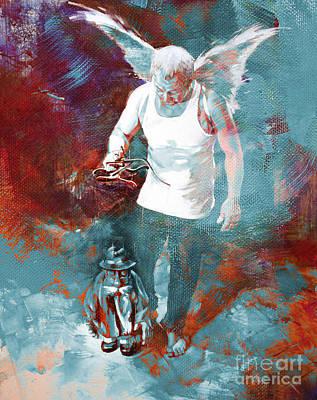 Puppet Man 003 Original by Gull G