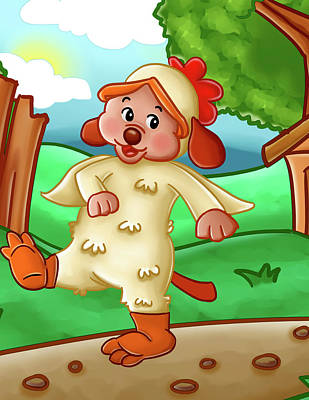 Puppy Chicken Original