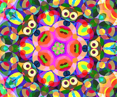 Digital Art - Puppy Eyes by Shawna Rowe