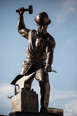 Photograph - Purdue Boilermakers - 4 by David Bearden