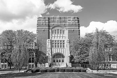 Indiana Photograph - Purdue University Memorial Union by University Icons