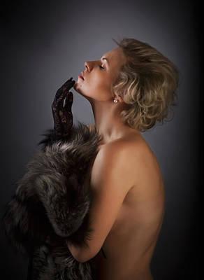 Photograph - Pure Elegance by Vitaly Vakhrushev