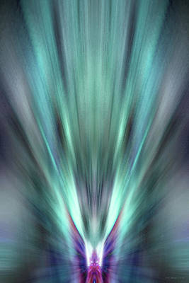 Digital Art - Pure Emotion by WB Johnston