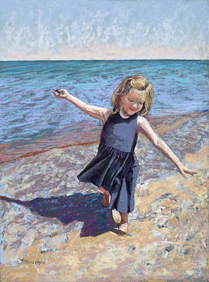 Painting - Pure Joy by Mary Giacomini