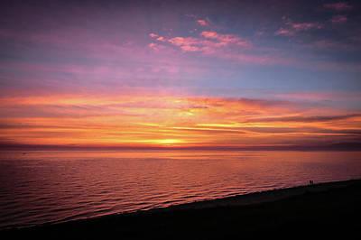 Digital Art - Pure Joy Sunset by Becky Bunting