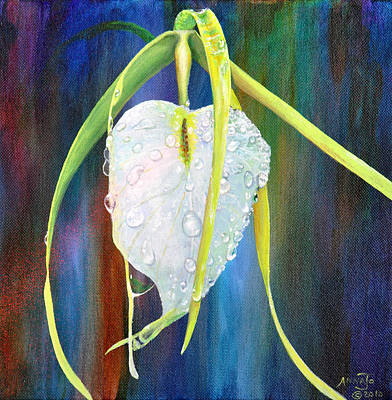 Painting - Pure Love by AnnaJo Vahle