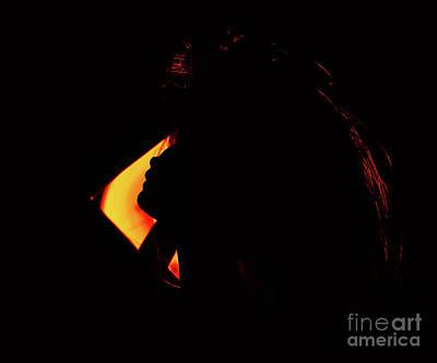 Portraits Photograph - Pure Moon Evening 2 by Prar Kulasekara