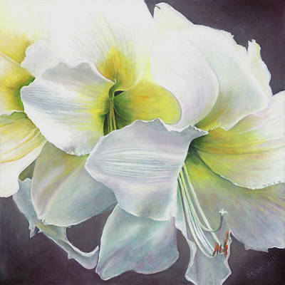 Painting - Pure Potential by Helen White