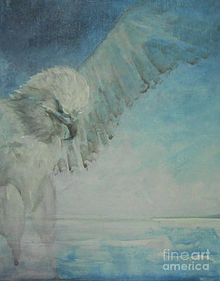 Painting - Pure Spirit by Jane See