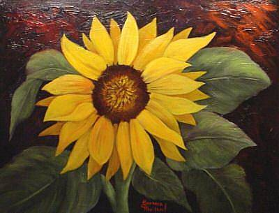 Painting - Pure Sunshine  Sold by Susan Dehlinger