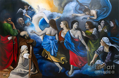 Purgatory Of Maria Magdalena Original