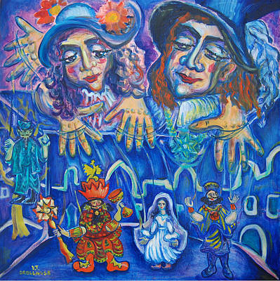 Purimshpil Original by Yuliya Talinovsky