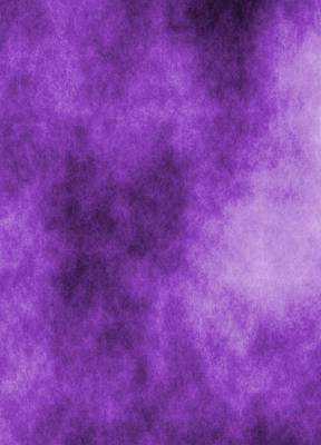 Abstract Digital Art - Purple Abstract  by Mark Moore
