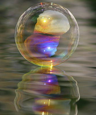 Photograph - Bubble Bliss by Cathie Douglas