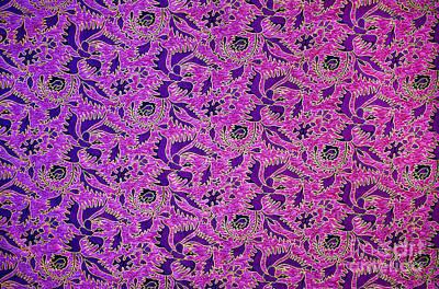 Purple Birds Art Print by Tim Gainey
