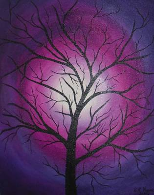 Purple Forest Original