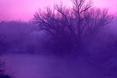 Photograph - Purple Haze by Bruce Thompson
