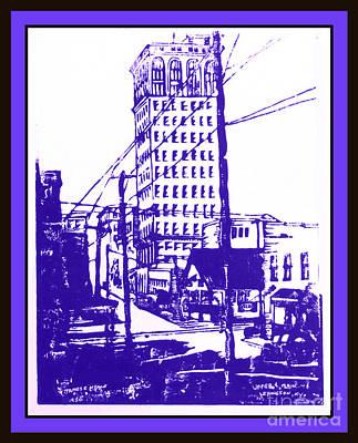 Purple Haze Original by David Neace