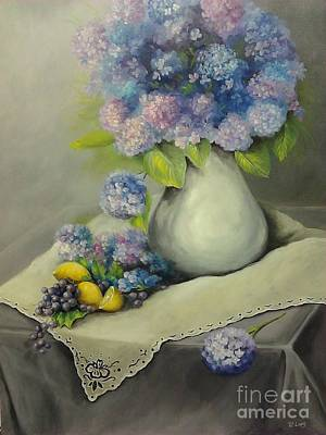Painting - Purple Haze by Patricia Lang
