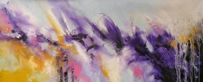 Painting - Purple Haze by Skye Taylor