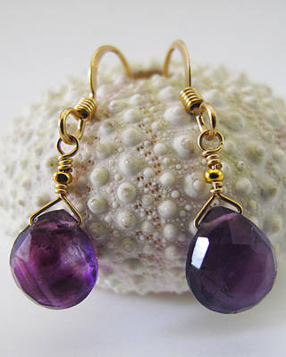 Adove Jewelry - Purple Is The New Black  by Adove  Fine Jewelry