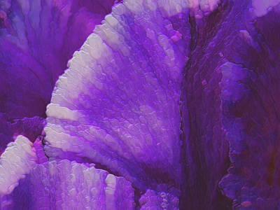 Purple  Art Print by Jack Zulli