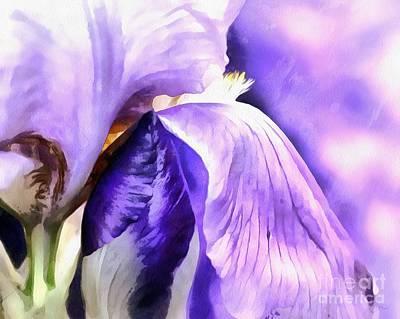 Photograph - Purple Life by Krissy Katsimbras