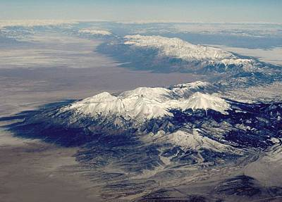 Photograph - Purple Mountains Majesty by Carolyn Jacob
