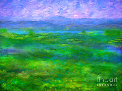 Photograph - Purple Mountains Majesty by Judi Bagwell
