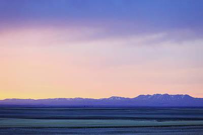 Photograph - Purple Mountain's Majesty by Todd Klassy