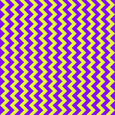 Digital Art - Purple Paizze by Ken Law