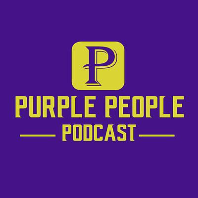 Digital Art - Purple People Podcast by Kyle West