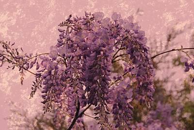 Birthday Gift Ideas Photograph - Purple Pleasures by Angie Tirado