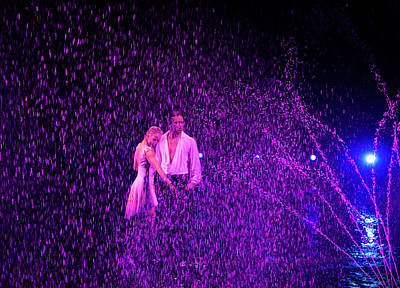 Photograph - Purple Rain by Alex Lapidus