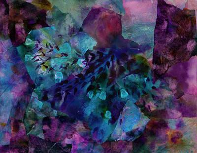Designers Choice Painting - Purple Rain  by Don Wright