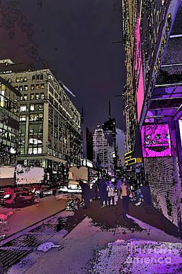 Kitchen Mark Rogan - Purple Rain by Scott Evers
