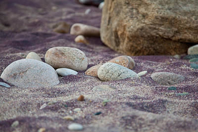 Photograph - Purple Sand by Sara Hudock
