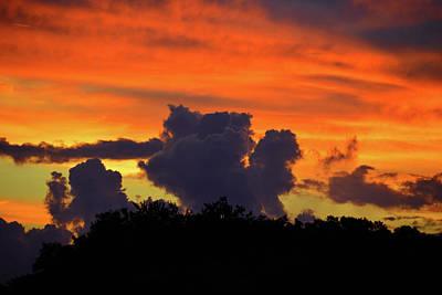 Photograph - Purple Sky by David Lee Thompson