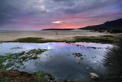 Tarifa Photograph - Purple Sky by Guido Montanes Castillo