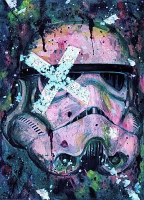 Purple Stormtrooper Original