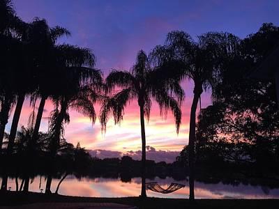 Photograph - Purple Sunrise  by Lisa Bentley