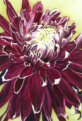 Painting - Purple Velvet by Barbara Jewell