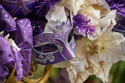 Photograph - Purple Visions by Amanda Eberly-Kudamik